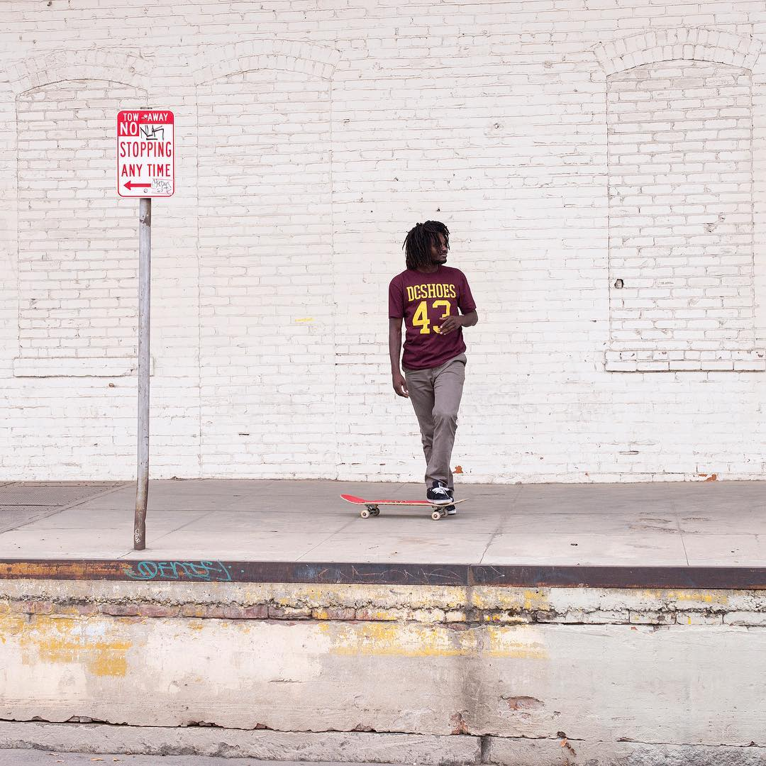 @cyril_killa crushing in the 'Numbers' tee. To see all of our latest tee graphics visit: dcshoes.com #dcshoes