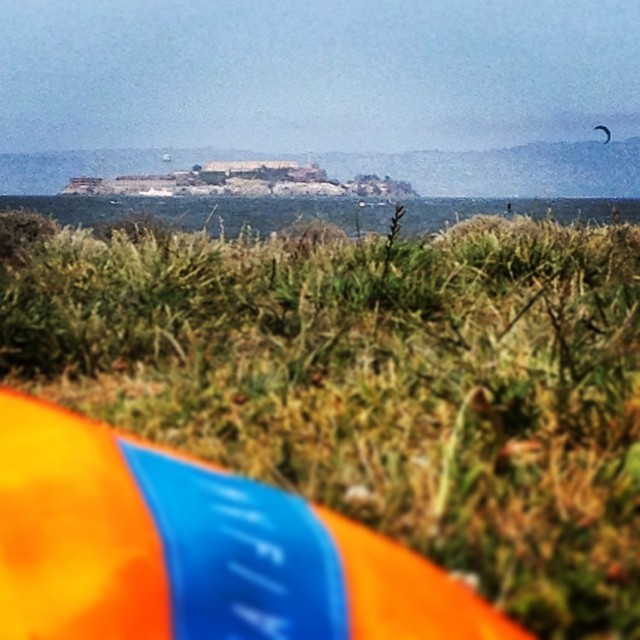 #windsurf & #kite feel free at #presidio