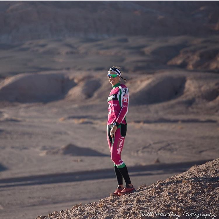 Huge congrats to this amazing human @wonderwomanjax for winning the Atacama Desert Crossing ultra marathon race in Chile!  So stoked to see her continued success, and proud to have her on the #A7Renegade team!  Go Jax Go!! Racing to raise awareness for...