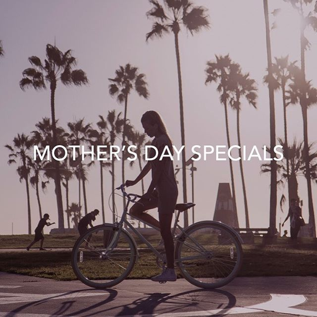 Mother's Day Specials!!! #monochromeworldwide #ilovemymonochrome #monochromebikes #motherday