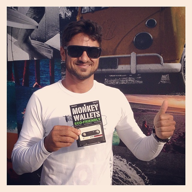 #monkeywallets #riodejaneiro #surf @monkeywallets
