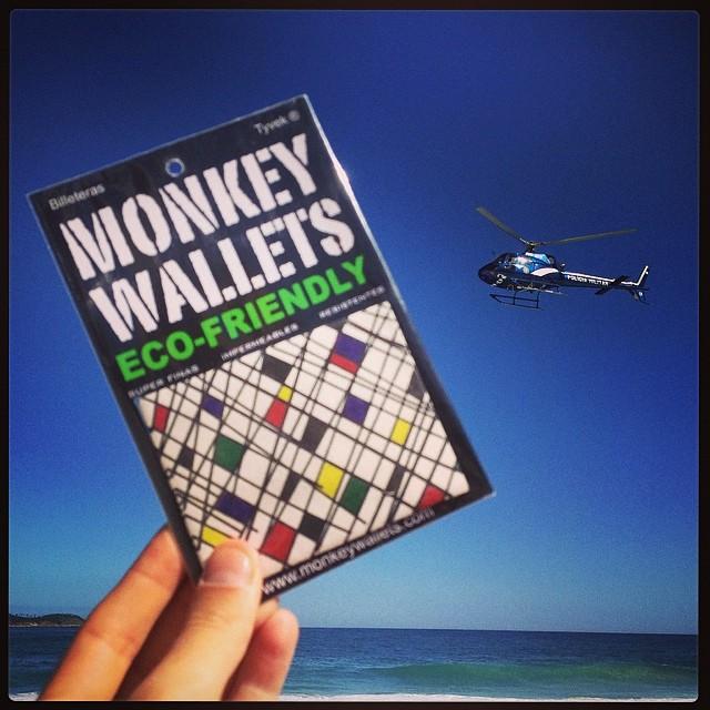 #monkeywallets #riodejaneiro #copa #fifa2014 @monkeywallets #sponsor #argentina