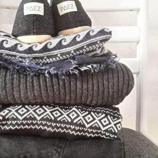 ❄ ❄ ❄ Se asoma el frío ❄ ❄ ❄ ¿Ya tienes tu kit preparado?  Ph: @bonheuretmelancolie  #paez #fallwinter16 #spreadtheseed paez.com