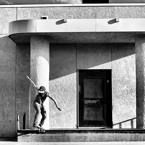 Shot in our #28thissue by @landan_inc of #JohnCruz #steezmagazine #backtail
