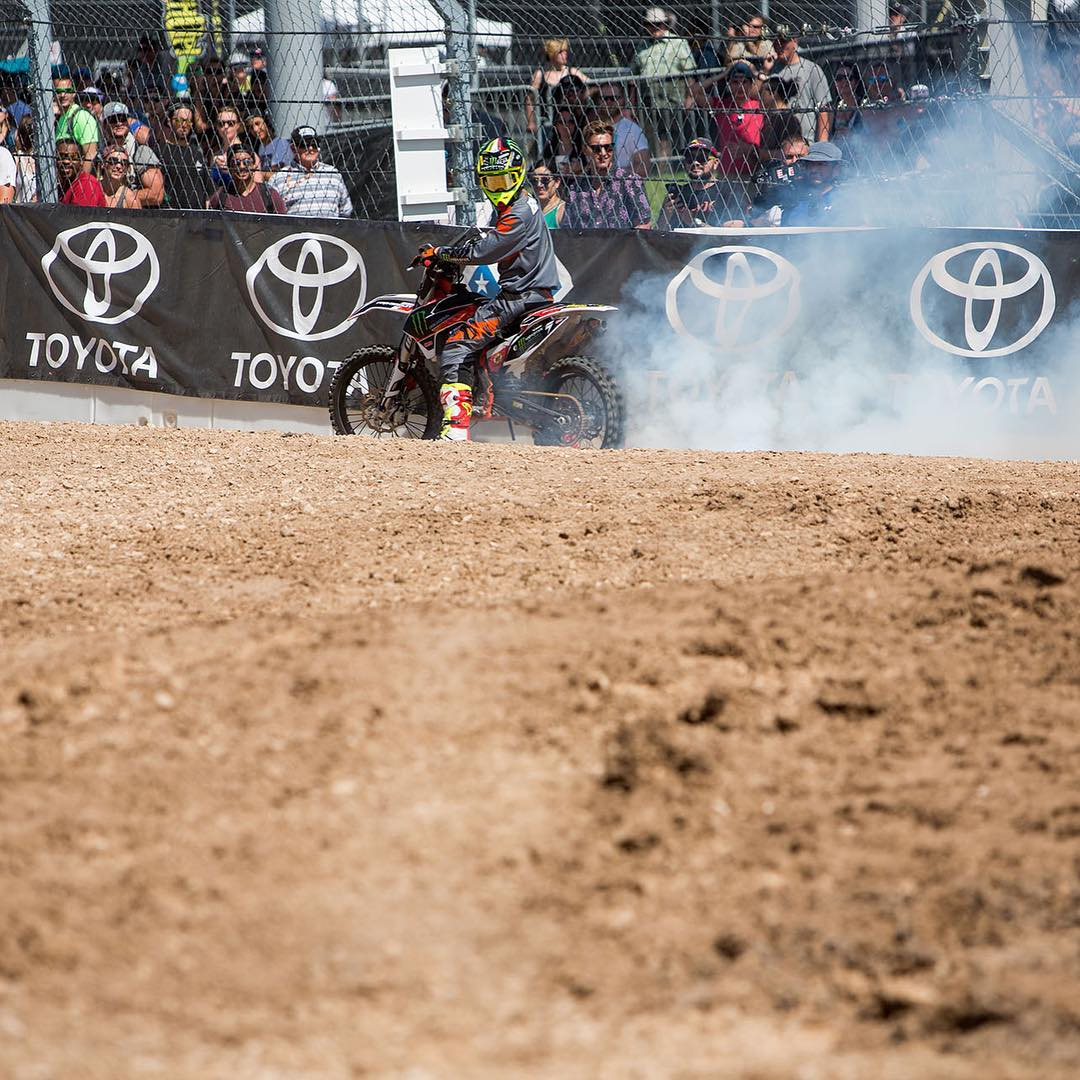 Our Las Vegas #XGames Moto X qualifier is goin' down LIVE this Sat., Oct. 15 at 4:30 pm ET on MonsterEnergy.com!