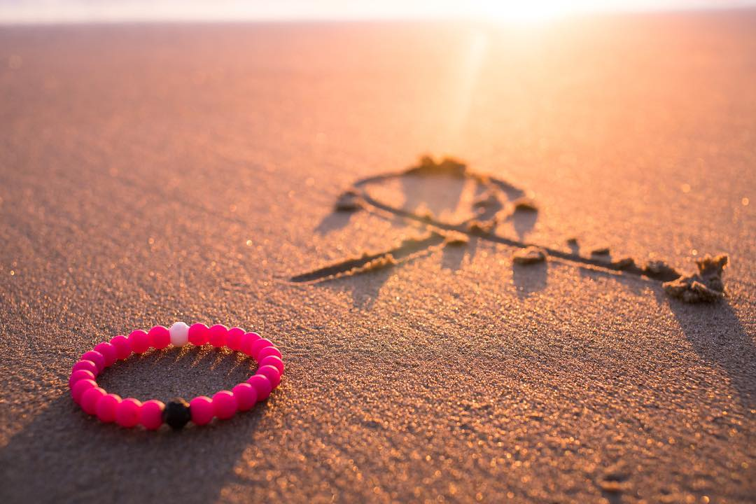 Sometimes it shines, sometimes it shimmers. But search for hope, and you'll always find it #livelokai