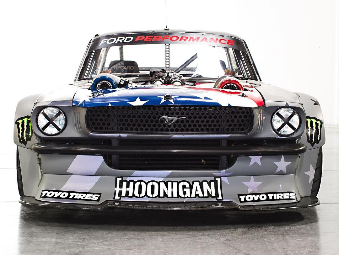 Hoonicorn V2 bares all. Hit the link in our bio for some vehicular pornography! #HoonicornV2 #NSFW