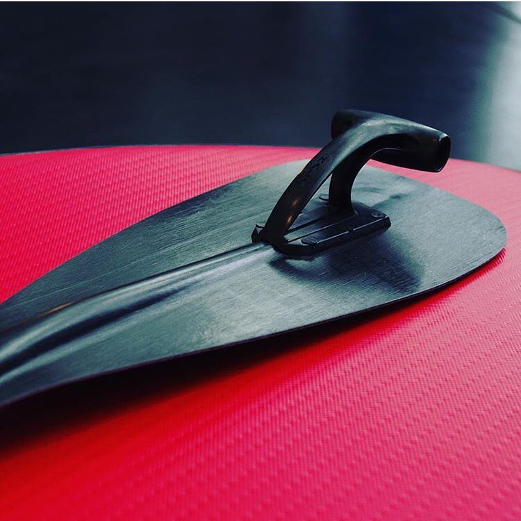 Introducing the new redesigned #Butterknife paddle. It is a two bladed paddle with a #SUP grip- for those that want diversity and performance.
