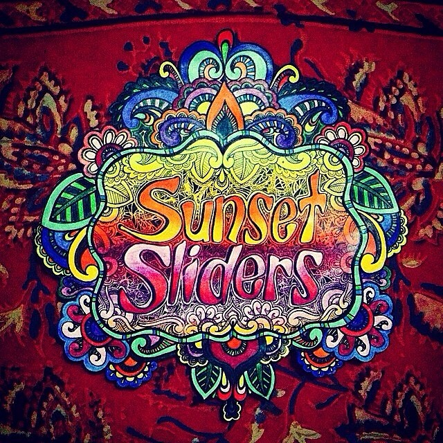 Spend time with friends and family, they're great!  Visit SunsetSliders.com for your skate porn desires.  Artwork by @bonzing Team rider Yvonne Byers--@yvonzing.  #sunsetsliders #sanfrancisco #yvonnebyers #bonzing