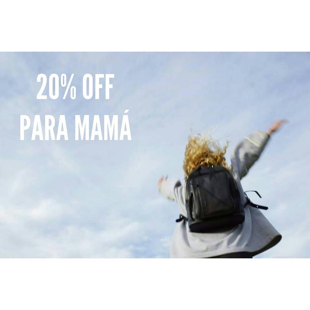 Aprovechá nuestros descuentos en Palermo ( Paraguay 5512) y en Martinez (consultar dirección). 10% OFF en www.mambomambo.com.ar  #felizdíamamá