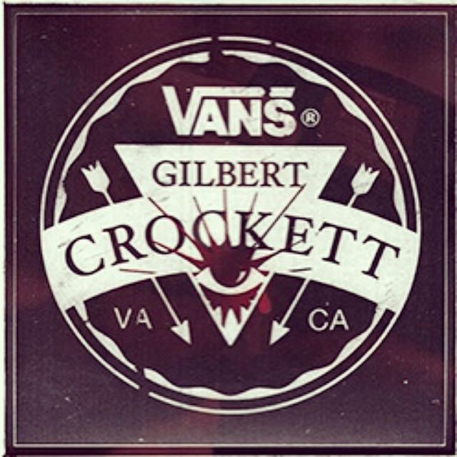 #GilbertCrockett #VansSkate