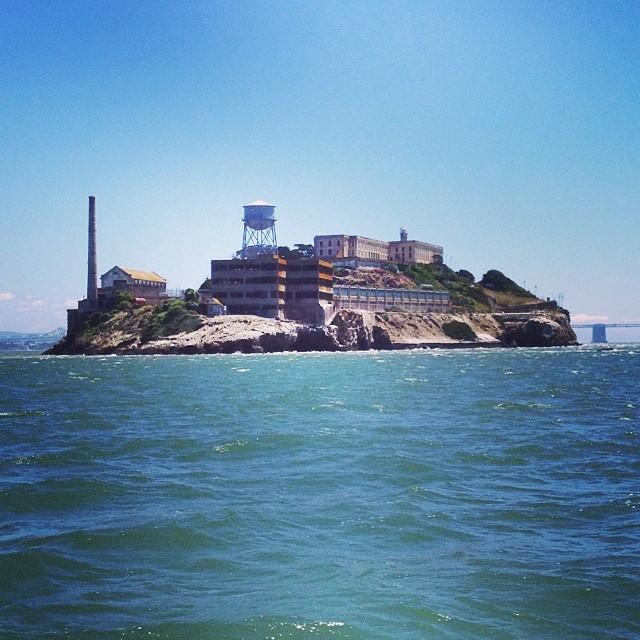 #alcatraz //