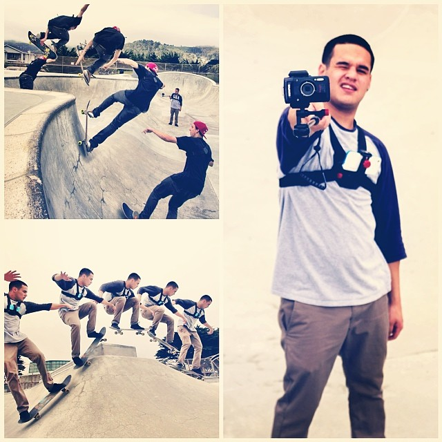 It was a bit chilly this morning, but we had a great time filming with @g_Harless and @donny_bo_danglez at Pacifica Skatepark. They were super fun to work with, definitely looking forward to the next...