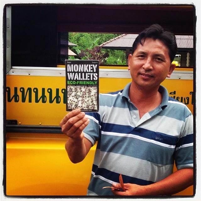 #monkeywallets #tyvek #thailand #ecofriendly @monkeywallets #worldcup