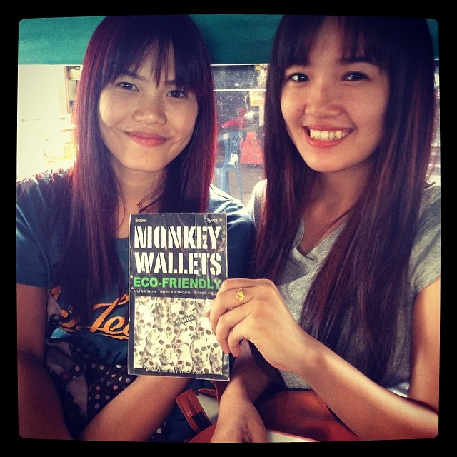 #monkeywallets #tailandia #tyvek @monkeywallets