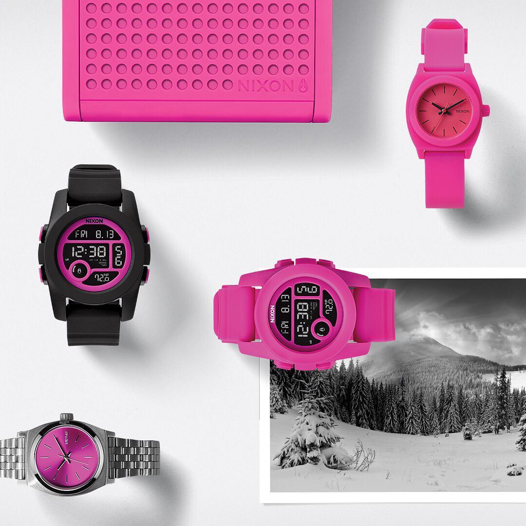 We are proud and honored to celebrate @b4bc's 20th anniversary and excited to introduce the #B4BCCollection. A longtime Nixon partner, B4BC (Boarding for Breast Cancer) is dedicated to providing breast cancer education and support programs for young...