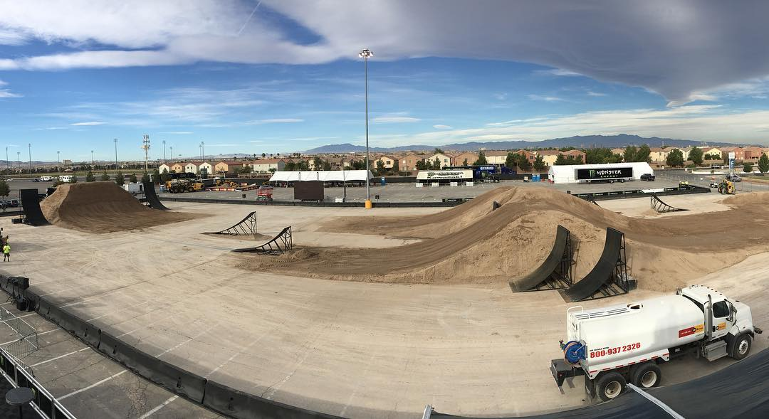 26 elite riders from eight different countries will throw down at our #XGames Moto X qualifier tomorrow afternoon!  It's goin' down LIVE at 4:30 pm ET on MonsterEnergy.com.