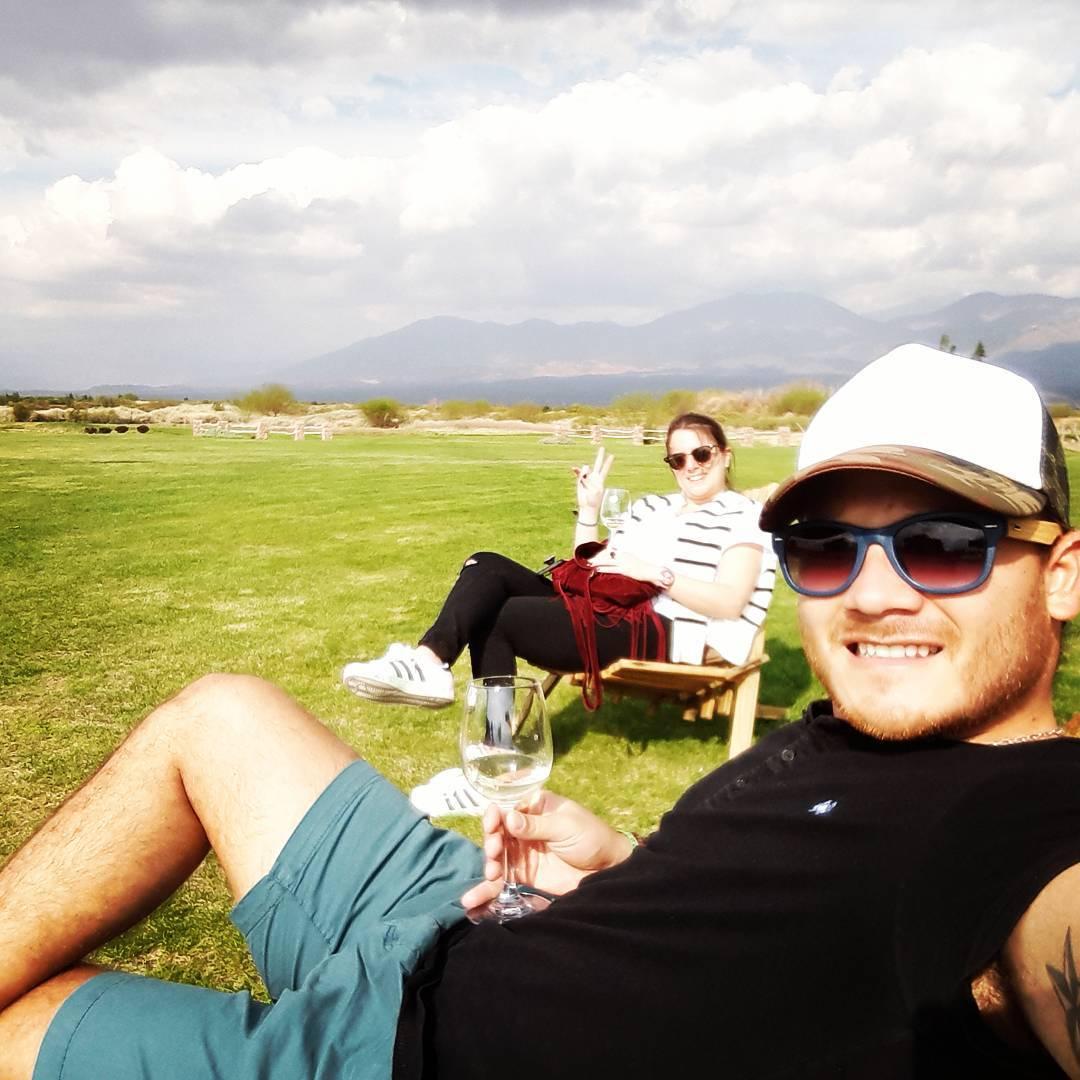 Dura la vida! #relax #cafayate #wine