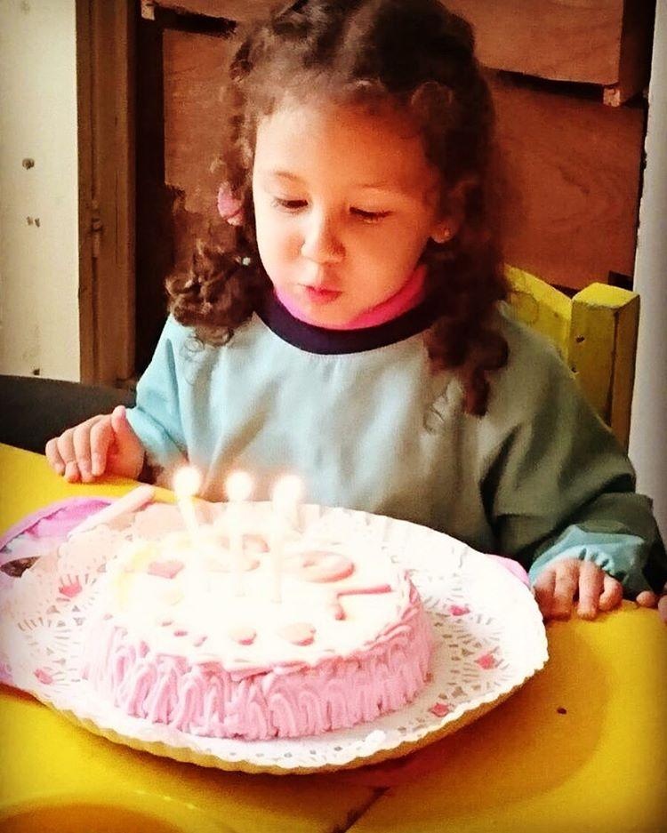Feliz cumpleaños a la más linda!!