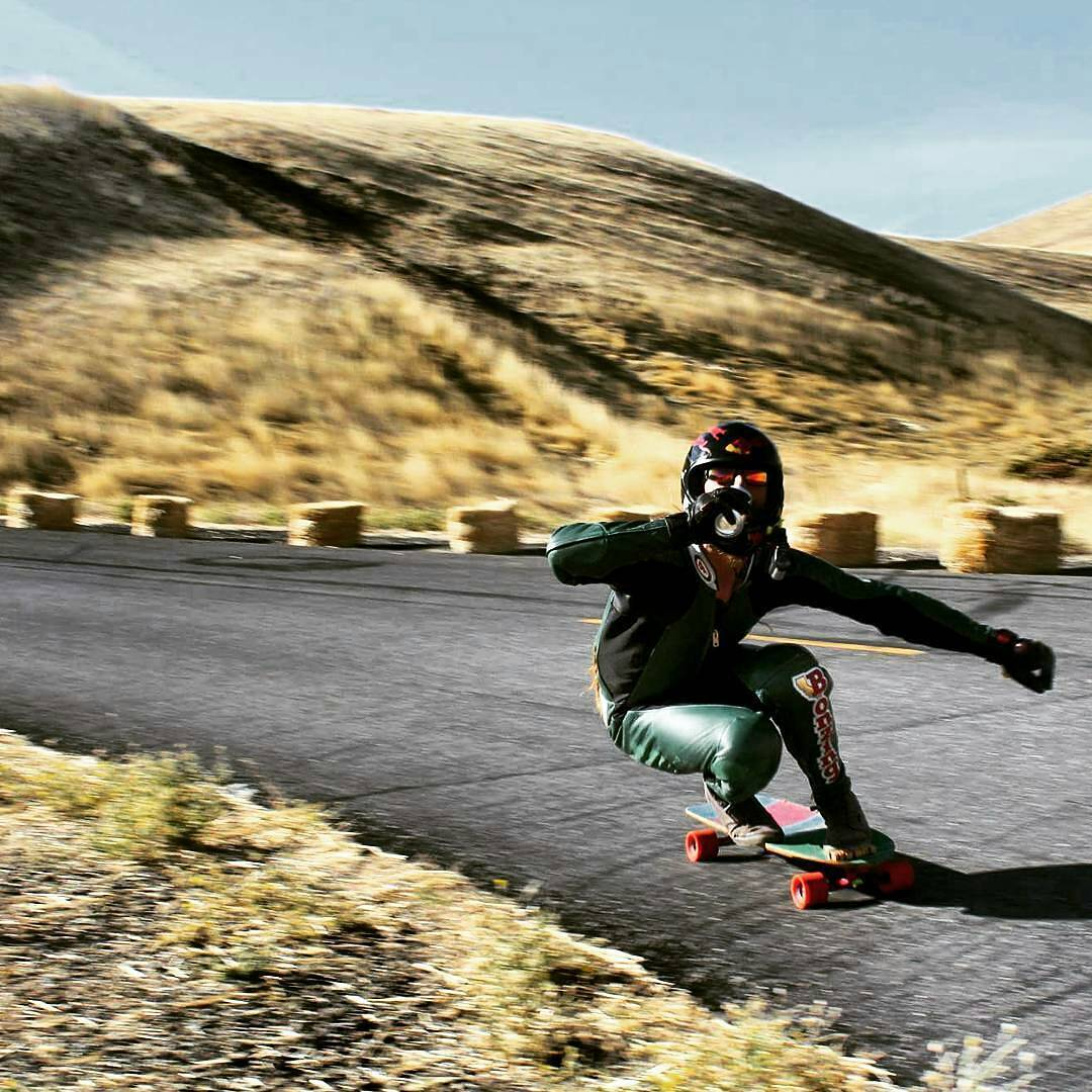 Its Fri day! @adrian_da_kine bringing in the weekend with a B double E RUN at Maryhill!