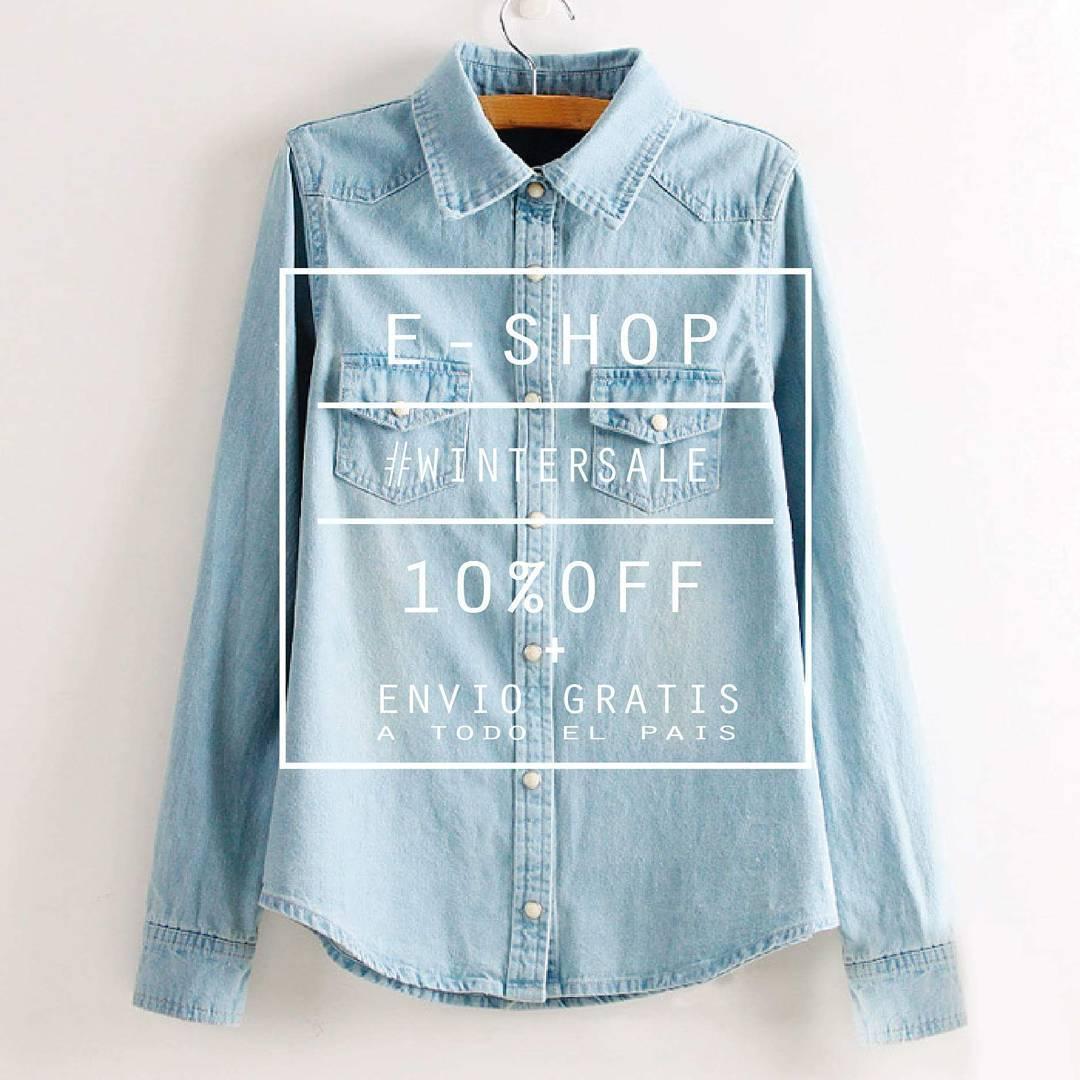 Veni a conocer nuestra linea de #camisas para #mujer y elegí la que mas te guste para regalarle a tu mama este #domingo | Ingresa en el siguiente link
