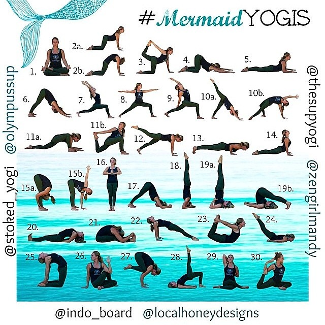 I'm so in! #mermaidyogis @stoked_yogi @localhoneydesigns @olympussup @thesupyogi @zengirlmandy @indo_board