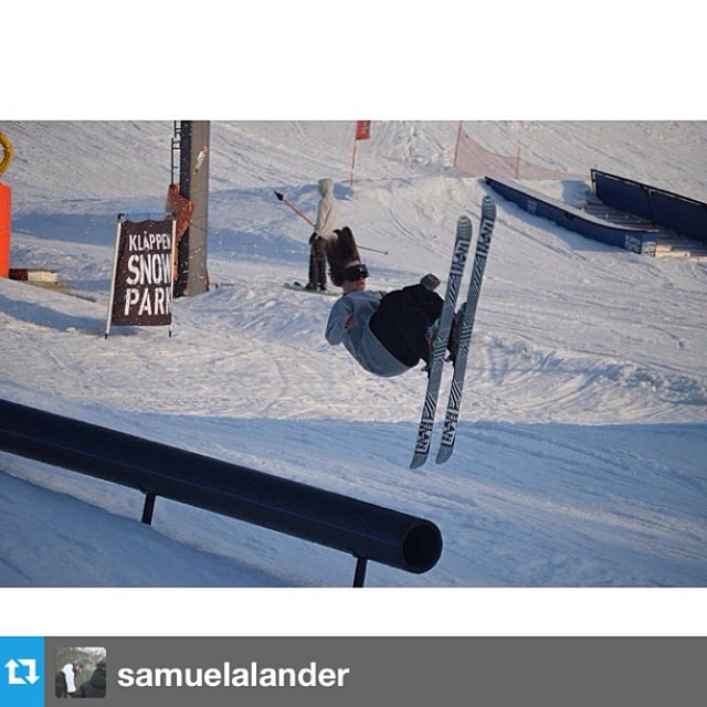#Repost from @samuelalander with his season edit in his #freesoul10's. Check the link here! http://www.freeride.se/video/49835/ --- Samuel Ålander - 1314, link in bio.  #elanskis #roxaboots #2117ofsweden @elanskis @roxaboots @2117ofsweden