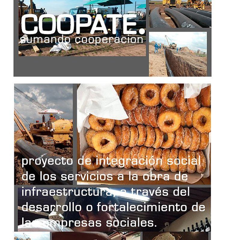 COOPATE #sepuede #yosoydibago . . . . . #cooperativa #cooperative #economiasocial #socialeconomy #infraestructura #trabajo #fairwork #desarrollo #inclusion #development