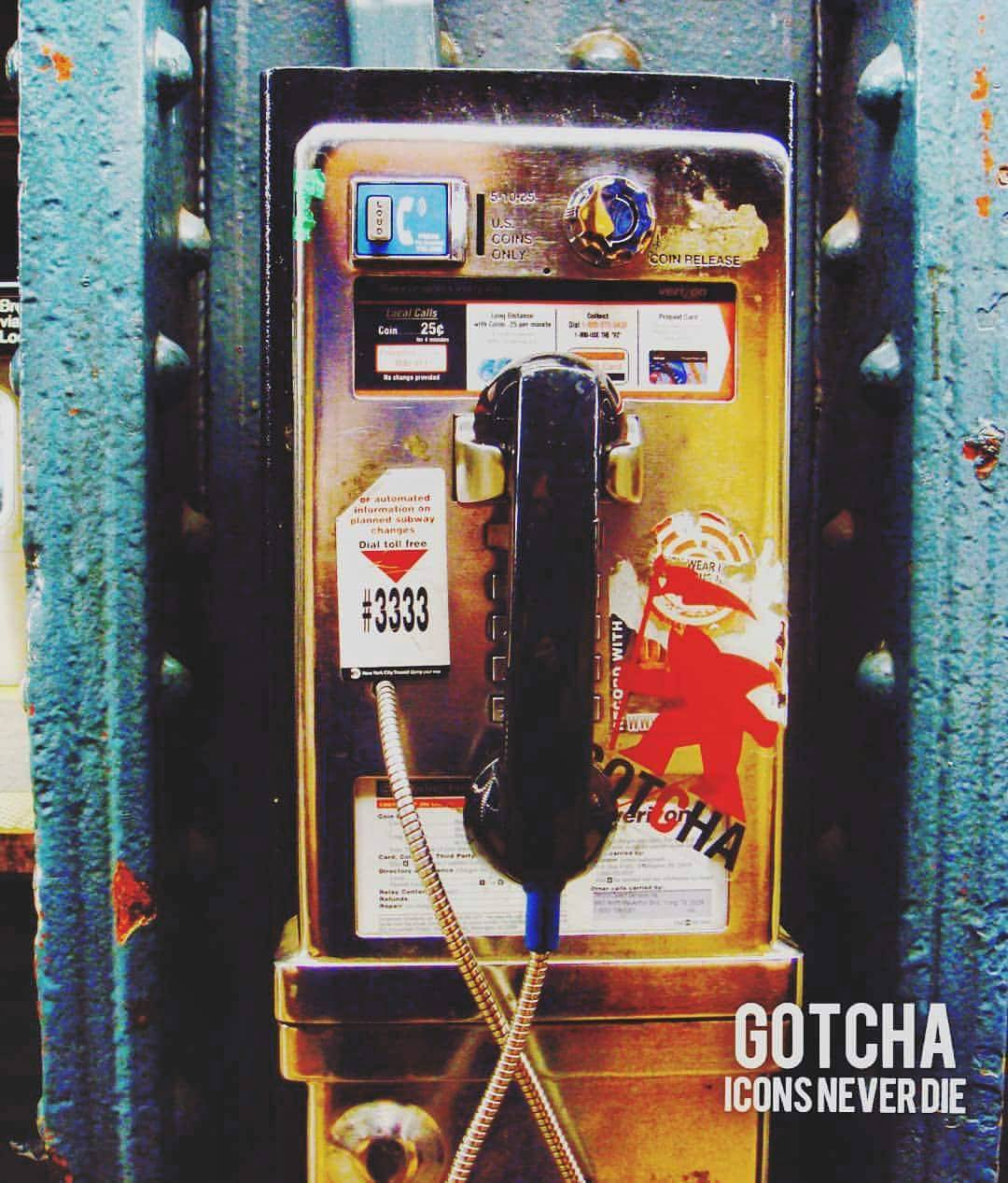 CALL ME!  #gotcha #iconsneverdie