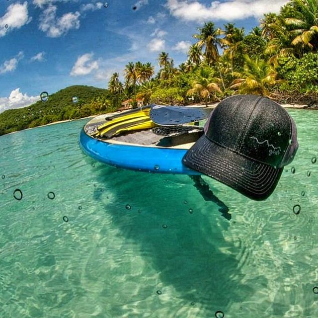 WhatSUP? It's time for some Carib #sup action