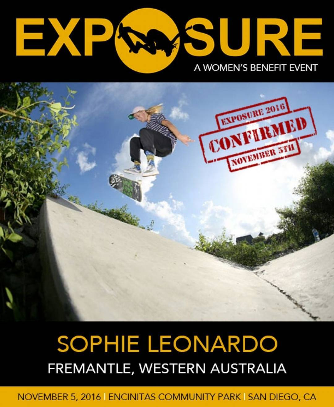 @sophie_leonardo is gonna handle bizz in our Pro Street competition!