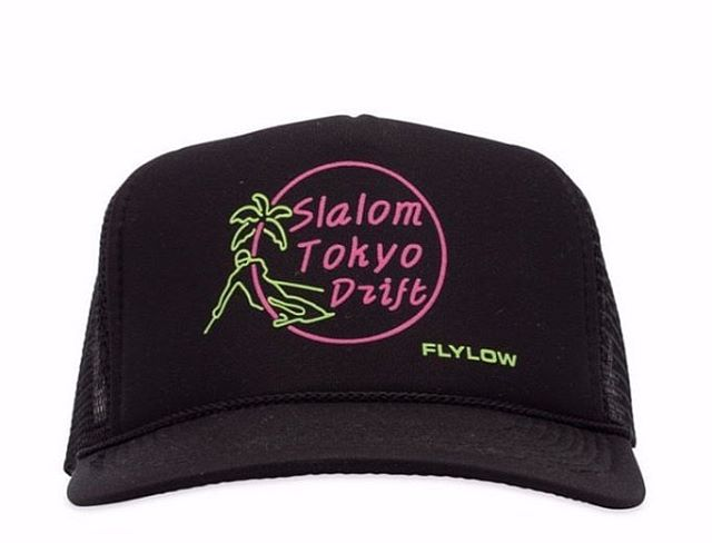 We are raising money for the @kelltbrushfnd by working with the dedicated skiers at @slalomtokyodrift .  50% of all proceeds from the sale of this new hat are being donated.  The link to the hat is in out profile.  Happy Sunday.  Go shopping.  Get free...