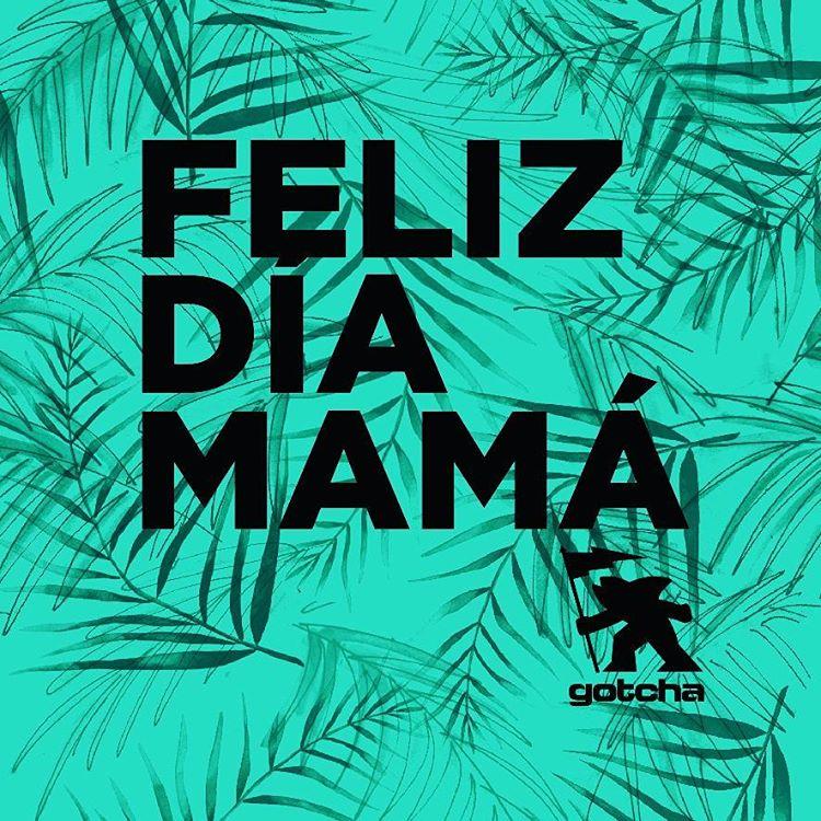 Les deseamos un Hermoso Dia de la Madre! Felicidades.! ❤  Abrazo gigante de todos los que hacemos #Gotcha Argentina a todas las Mamás!  #iconsneverdie