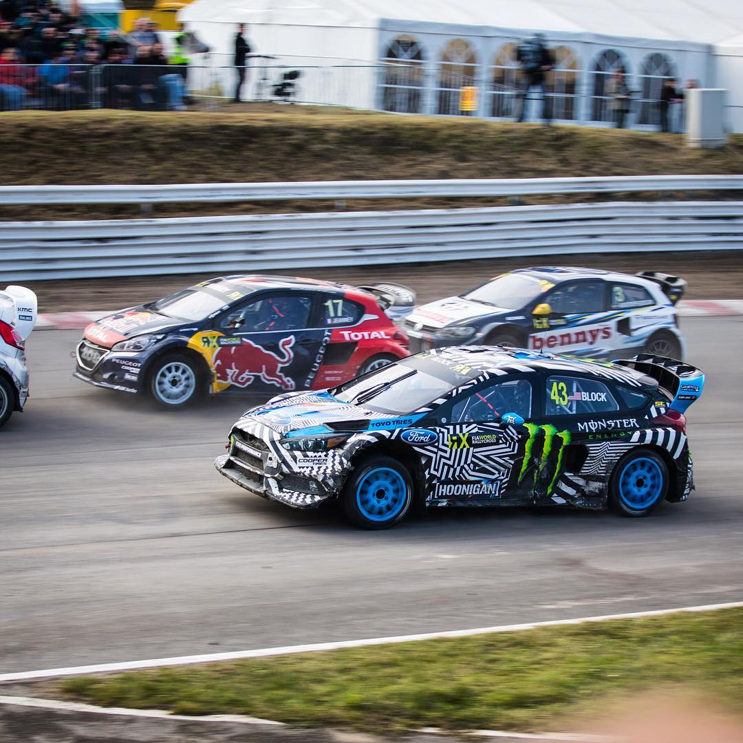 My race here at #EsteringRX ended at the Semi Final today: got hit pretty hard by Janis Baumanis in Turn 2 on the 2nd lap which broke my suspension and ended any chance of getting into the final. I was stoked to have won my Q1 race on Saturday, but it...