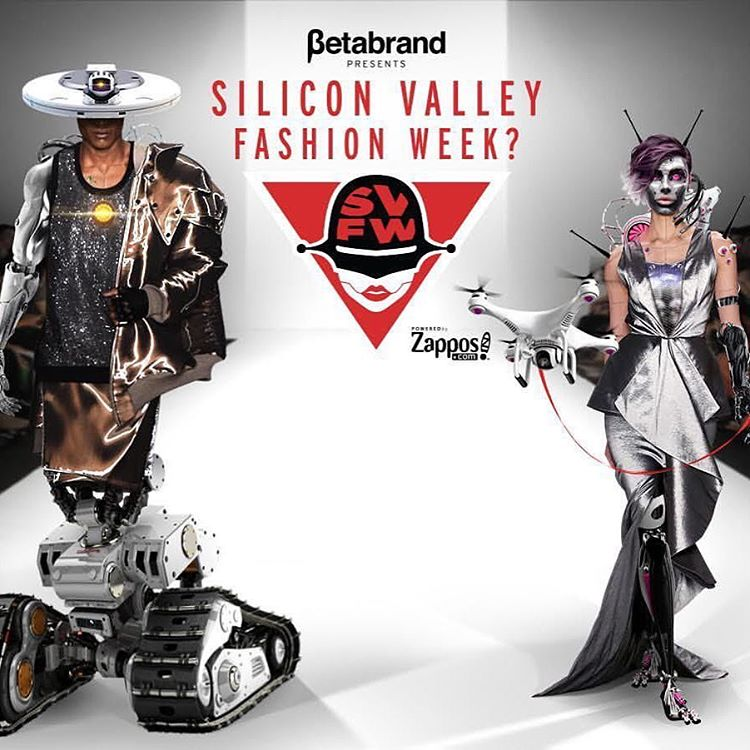 OKIINO is honored to be showing at SILICON VALLEY FASHION WEEK hosted by @betabrand_hq this coming week: Tickets are now on sale for Betabrand's madcap mashup of technology and design — the world's preeminent runway for robots, drones, special FX,...