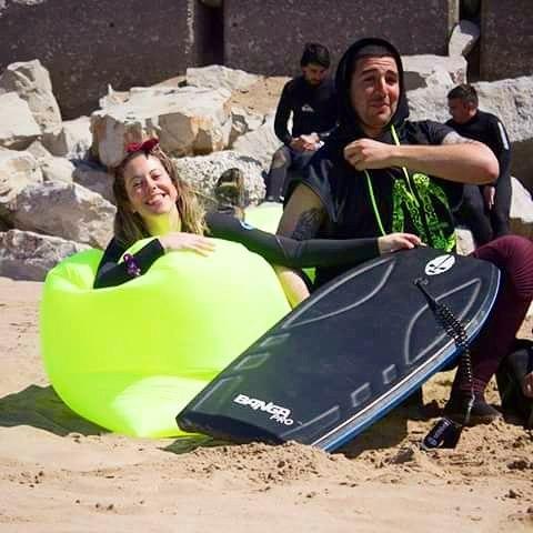 Adelantando el verano con @ridersalgarage y BANGA !. . . . . #surftrip #bodyboardgirls #bodyboard #bodyboarding #bodysuit #playa #verano #amigos #surf #mar #olas #arena #argentina #arg #instasurf #insta #lifestyle #tabla #board #boarding #summer