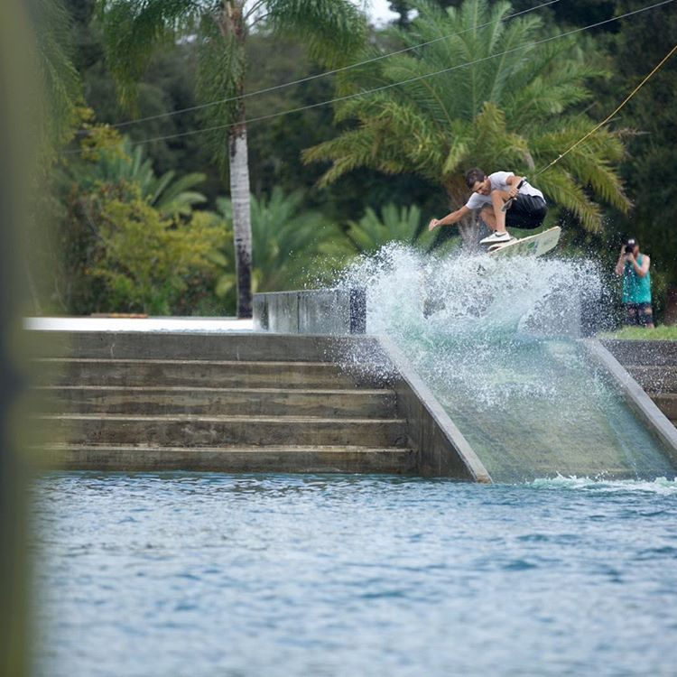 Congrats to @andrewpastura who earlier this month took home the overall @thewakeskatetour title for the 4th year in a row.