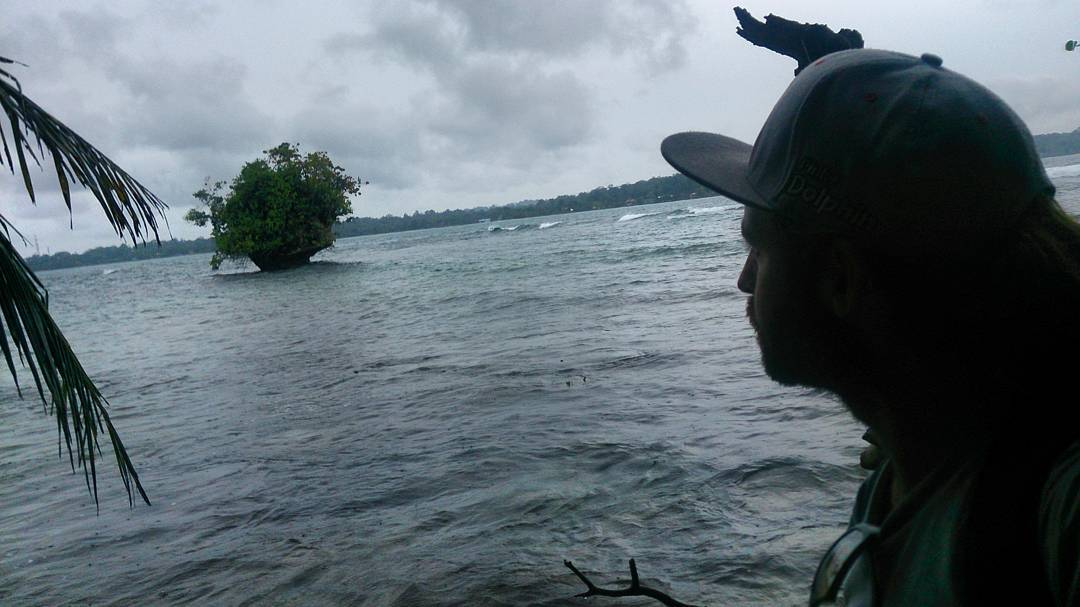 #paseanding por #Carenero #BocasDelToro #Panama