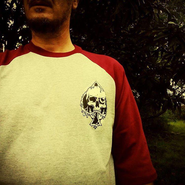 Tshirt rebel rangla modelo pica