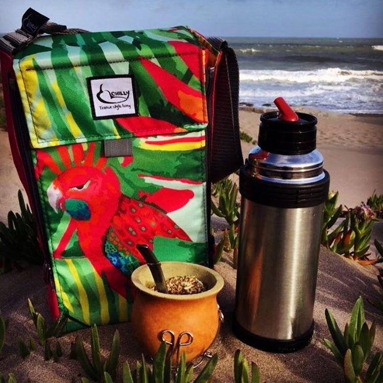 Compartir un mate, disfrutando el mar... #trancastyleliving #mar #mate #amigos  @joacoteran en Spotify y estas ahí...