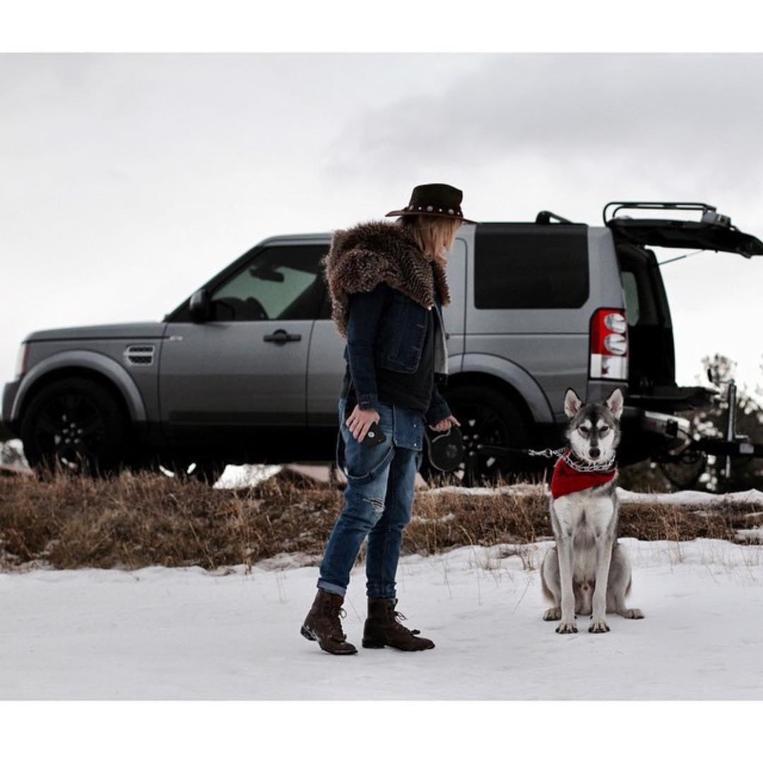 Ending this takeover with my best friend, @jacklondonwolf Jack is a malamute / timber wolf mix and has been by my side since he was 6 weeks old. - Dogs motivate us to play, be affectionate, seek adventure and be loyal. They teach us about seizing the...