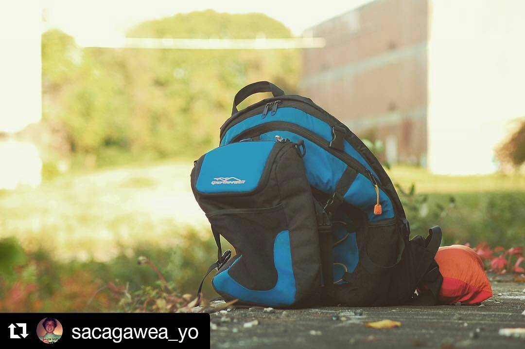 #Repost @sacagawea_yo with @repostapp ・・・ And also the @graniterocx backpack. Best backpacks know to man. #graniterocx  Thanks for the photo and comment @sacagawea_yo!
