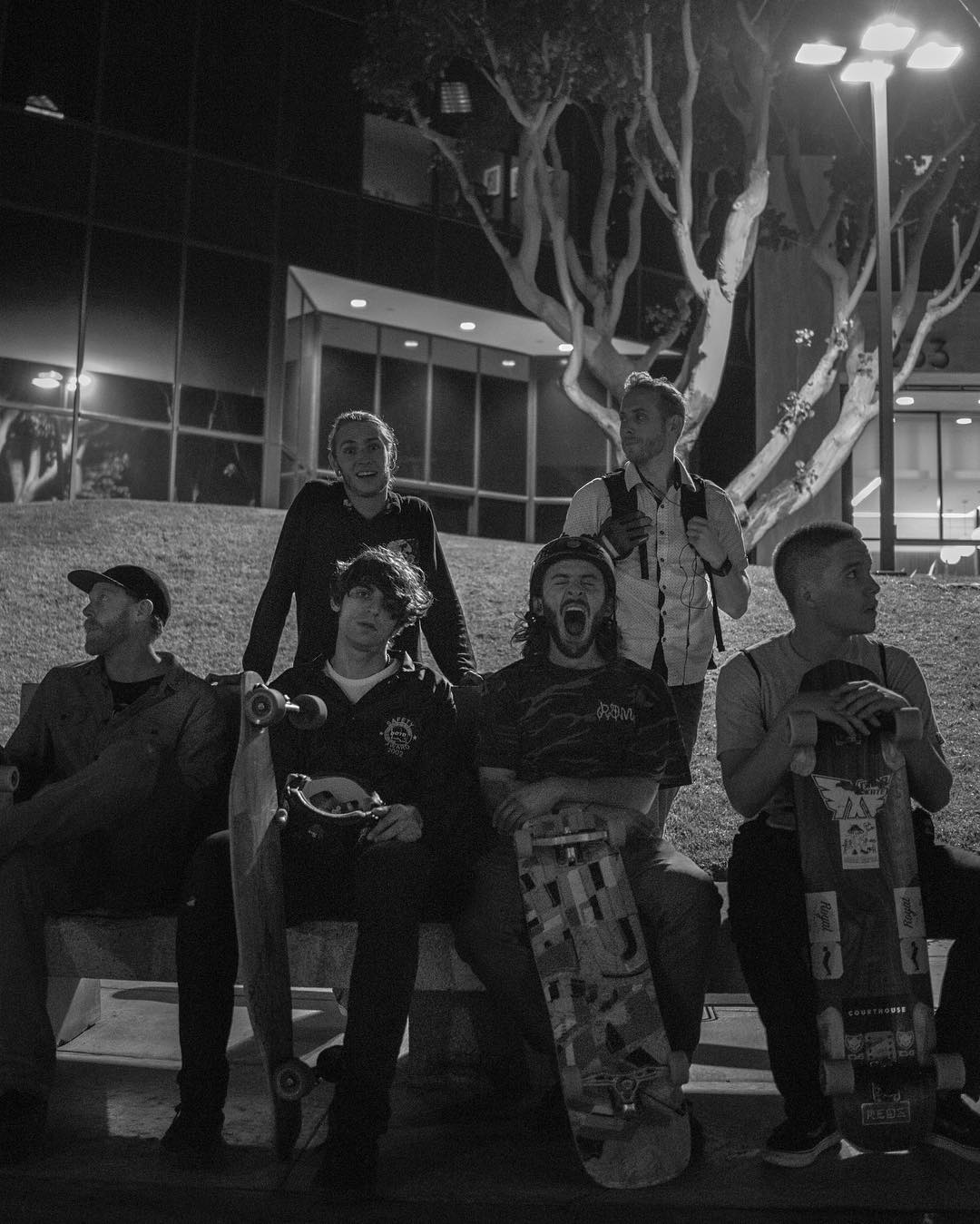 #TheGelLab has been taking place for the last 8 years during LA's late nights thanks to @ari_shark  Here's a classic moment of this wonderful congregation where individuals find is hard to sit still without yawning.