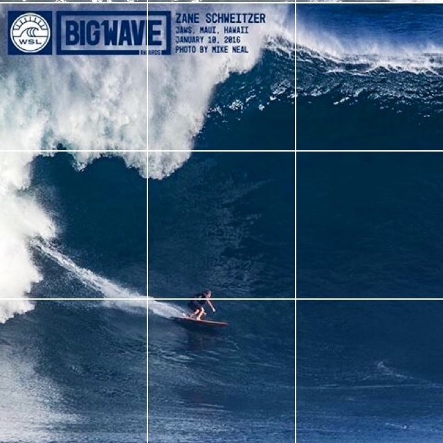 Ok, so the @redbull #HeavyWater race didn't run at OB today, but it wasn't because the boys weren't  ready for OB , as seen here by ambassador @zaniac1 's  @wsl  #BigWaveAwards surfing  photo submission from #JAWS ( going Left?!) earlier this year in...
