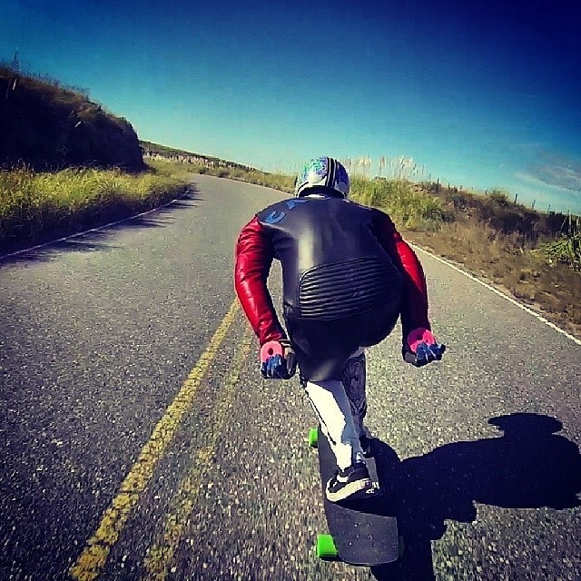 @mariano180 skating big hills out there #staysteez #keepitholesom