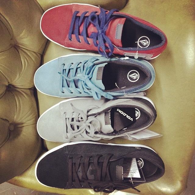 Volcom Footwear / septiembre 2014 en Argentina