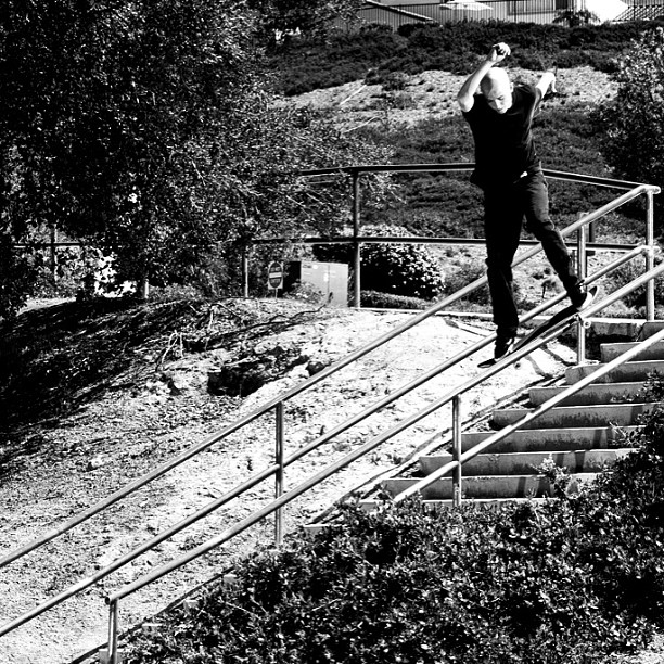 Had to show this shot of Benny Balderrama some more love #17stair #frontsmith #steezmagazine #issue28 @buddybleckley