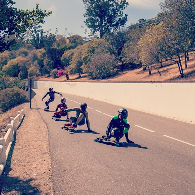 @wheelbasemag has a great write up and photographs of the Catalina Island Classic.  Team rider Michael Carson--@mcarsonlikescats is #2 in the photograph above.  Check out their feature on the Catalina Island Classic by visiting wheelbasemag.com.