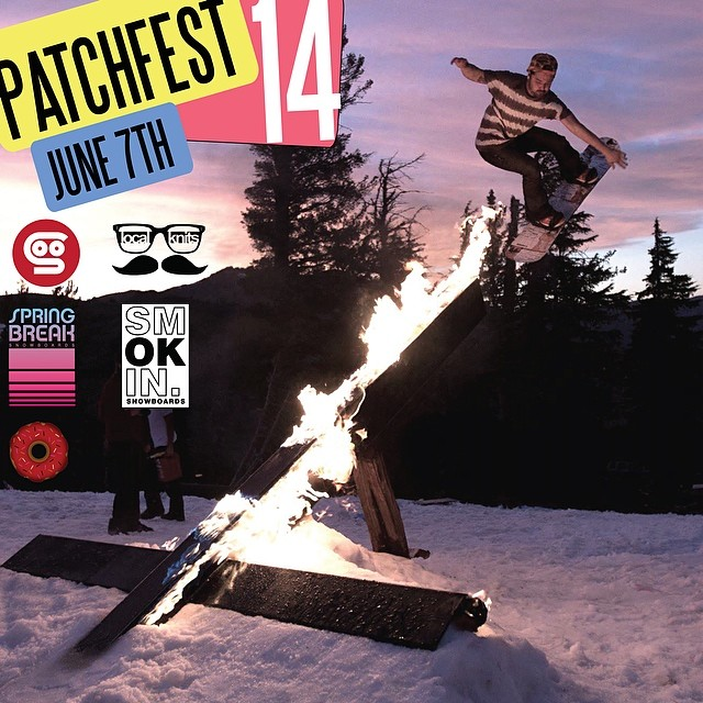We are excited to be a part of #patchfest2014 it's gonna be a great time June 7- here's all the info https://www.facebook.com/events/624608477586910/ @stinky_socks @springbreaksnowboarding #localknits #forridersbyriders #handmadelaketahoe