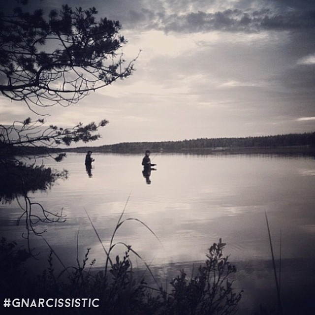 Flyin around the world = #GNARCISSISTIC  PC: @bdfly Place: Kalix, Sweden